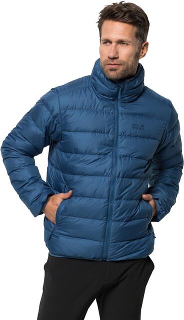 Jack Wolfskin Helium High Jacket Herren indigo blue